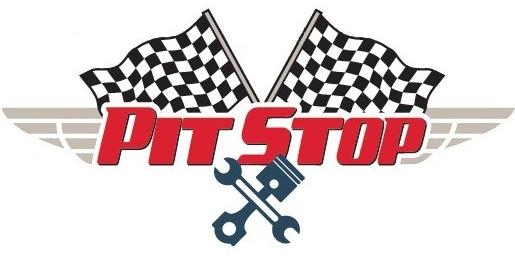 PitStop Logo Gear